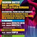 Directia 5, Nicoleta Luciu si Simplu concerteaza in Plaza Romania