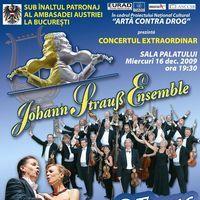 Johann Strauss Ensemble si povestea lor de Craciun