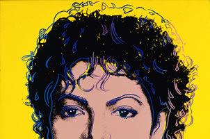 Un portret al lui Michael Jackson, vandut cu 812.500 dolari
