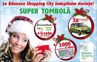 La Baneasa Shopping City dorintele se indeplinesc mai devreme in aceasta iarna