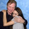 Angelina Jolie s-a impacat cu tatal ei