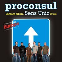 "Proconsul lanseaza pe 28 noiembrie albumul ""Sens Unic"""