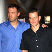 Matt Damon si Ben Affleck sunt rude