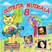 Cutiuta Muzicala Vol. 8 il aduce pe Mos Craciun mai devreme anul acesta