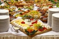 Cum organizezi un bufet suedez