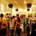 Christmas Night Shopping Party la Baneasa Shopping City
