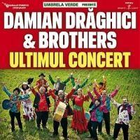 Damian Draghici pentru ultima ora alaturi de Brothers...