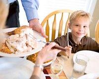 De sarbatori, atentie la alimentatia copiilor!