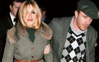 Madonna si Ritchie, impreuna de dragul copiilor