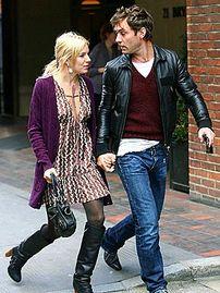 Sienna Miller si Jude Law, impreuna de Craciun