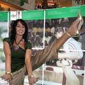 Nadia Comaneci, femeia anului 2009...