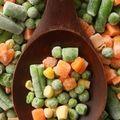 Marea demonstratie a legumelor congelate