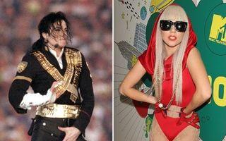 Michael Jackson isi dorea o colaborare cu Lady Gaga