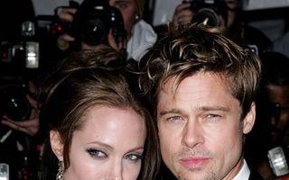 Angelina si Brad se despart