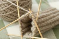 Tricotatul, din nou la moda
