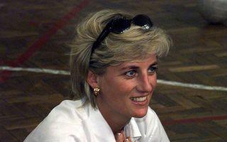Printesa Diana iubea evreii
