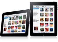 Tableta iPad de la Apple