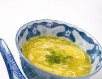 Supa chinezeasca de porumb