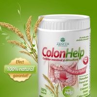 ColonHelp, detoxifiant intestinal, 100% natural