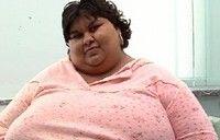 Femeia de 240 de kilograme a nascut o fetita de 2,9 kg