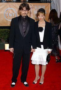 Johnny Depp va juca intr-un film impreuna cu iubita sa, Vanessa Paradis