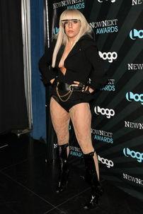 Lady Gaga, singura si nefericita
