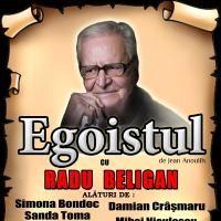 Radu Beligan, cel mai longeviv actor porneste in turneu