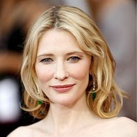 Cate Blanchett ar renunta la film pentru copii