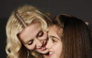 Madonna si Lourdes creeaza haine pentru copii