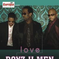 """""""Love"""" cu Boyz II Men, la Sala Palatului"""