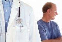 Chelia la barbati: risc scazut de cancer de prostata