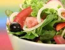 Salate de primavara (I)