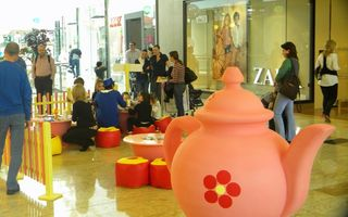 De Paste, Baneasa Shopping City devine Tara Minunilor