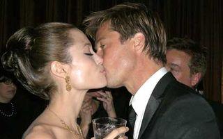 Angelina si Brad nu mai dorm impreuna