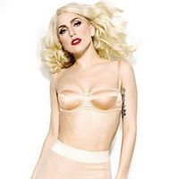 Lady Gaga, tinta glumelor rautacioase in liceu