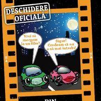 Baneasa Drive In Cinema se redeschide cu 6 seri speciale