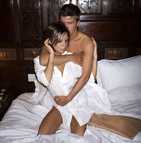 David si Victoria Beckham, sex de 5 ori pe zi
