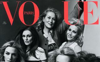 Penelope Cruz, editor pentru Vogue