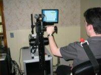 Robot folosit in recuperarea pacientilor care au suferit atacuri cerebrale