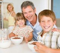 25% dintre romani iau micul dejun mai rar de o data pe saptamana