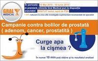 Testare gratuita pentru problemele prostatei