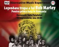 The Wailers aduc muzica lui Bob Marley pentru prima data live in Romania
