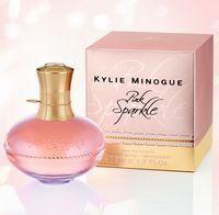 KYLIE PINK SPARKLE, un parfum special pentru tine