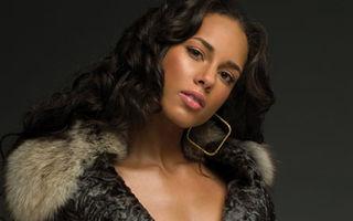 Alicia Keys este insarcinata