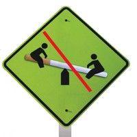 Nu fuma in preajma locurilor de joaca pentru copii!