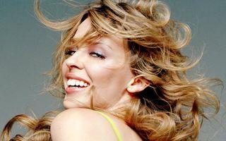 Kylie Minogue, parasita de iubit
