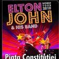 Doua categorii de bilete epuizate la concertul Elton John
