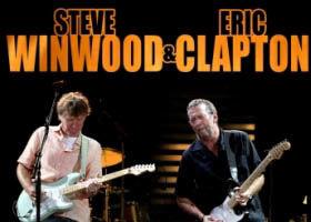 Concertul Eric Clapton & Steve Winwood, pe ultima suta de metri