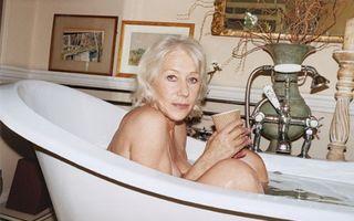 Helen Mirren, goala la 64 de ani