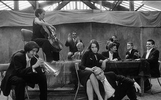 Filmele vechi, inspiratie pentru Pink Martini